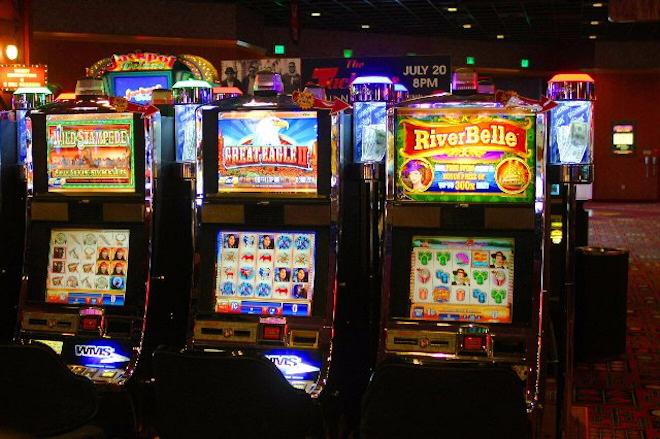 Игры в лучшем казино Вулкан