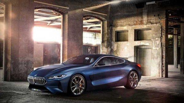 BMW 8 Series стоимостью 111 900 долларов скоро появится в продаже