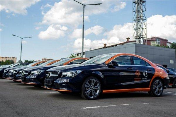 Московский каршеринг BelkaCar появится в Сочи