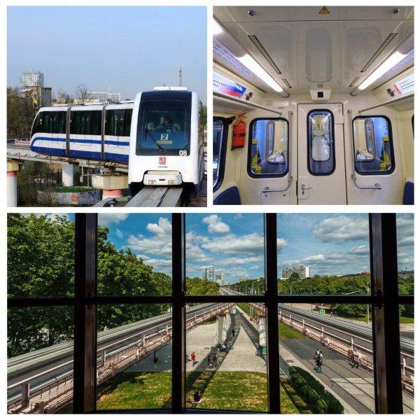 Судьба монорельсового транспорта в Москве будет решена осенью
