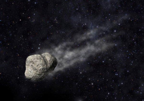 НАСА запечатлели опасный двойной астероид, угрожающий Земле