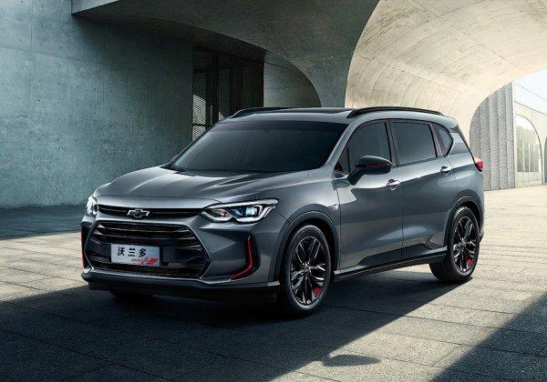В интернете появились фото нового Chevrolet Orlando