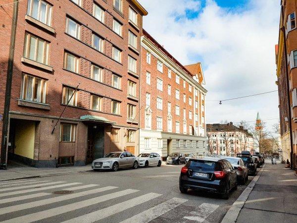 Центр Хельсинки закроют для транспорта в день саммита Путина и Трампа