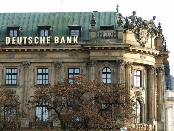 В Deutsche Bank задумались о слиянии с UBS
