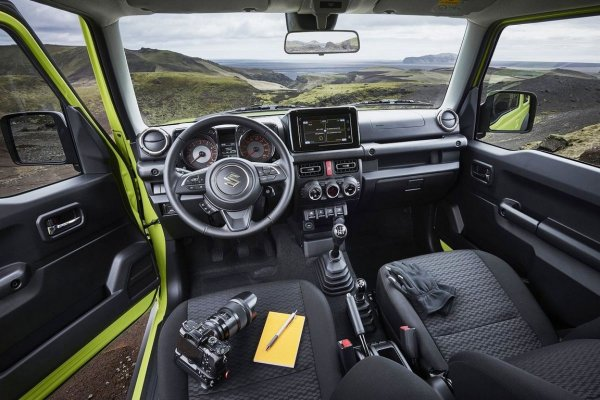 В Париже дебютировал Suzuki Jimny 2019 по цене 10 iPhone