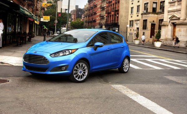 В октябре подорожали автомобили Ford