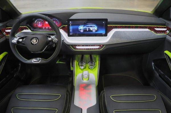 Skoda к 2020 году представит конкурента кроссовера Nissan Juke