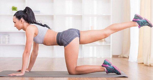 7 простых упражнений для красивых и стройных ног