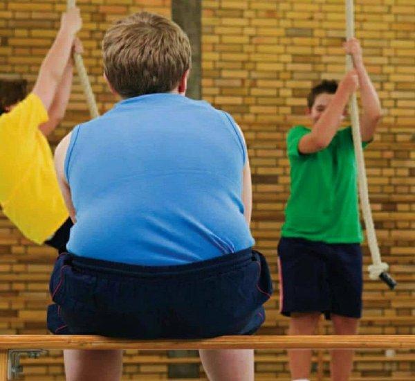 В Минздраве назвали количество детей с ожирением в России