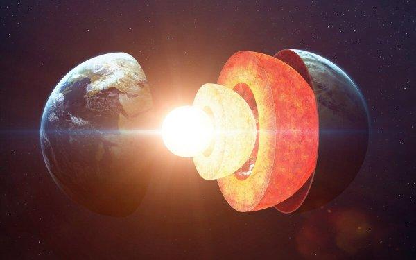 Ученые нашли новые доказательства твердости ядра Земли