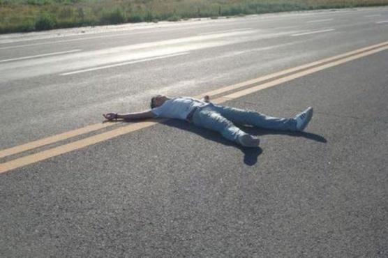 В Тюмени водитель убил человека, лежавшего на проезжей части