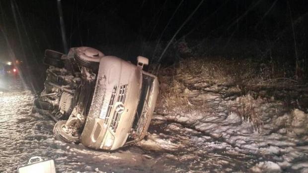 Семь человек получили травмы в ДТП на тюменской трассе