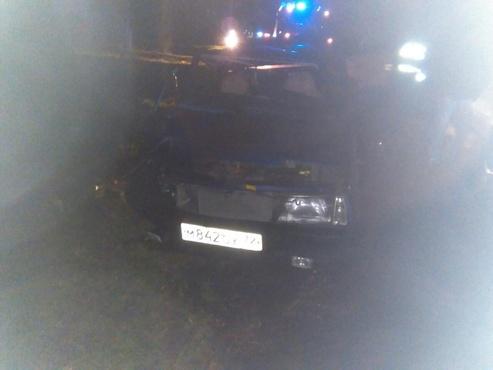 Познакомились в клубе: в Тюменской области четыре пассажира получили серьезные травмы в ДТП