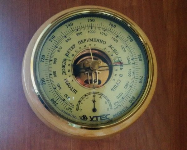 Медики рассказали о влиянии атмосферного давления на здоровье человека
