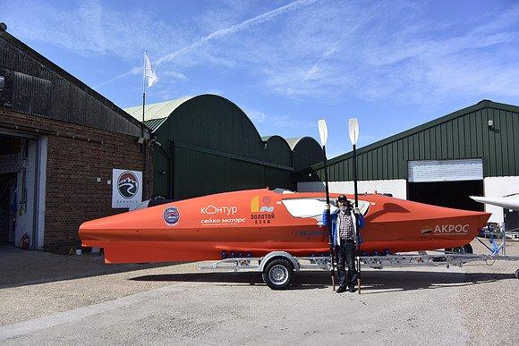 В организации кругосветного плавания на весельной лодке Федора Конюхова участвует «Беломортранс»