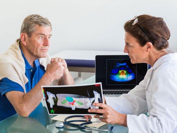 Ученые: Мужчины с раком простаты готовы рискнуть жизнью ради потенции