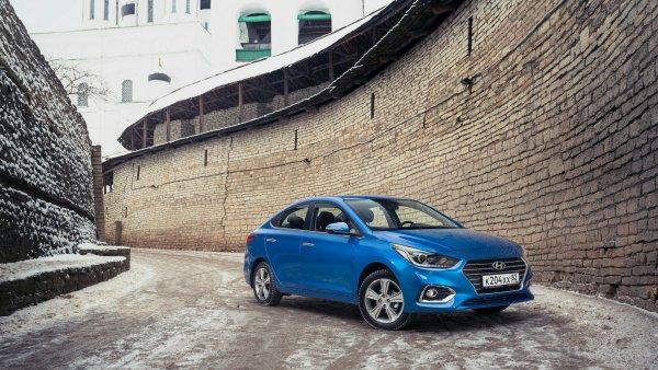 «Неплохо для консервной банки»: Блогер откровенно рассказал про новый Hyundai Solaris