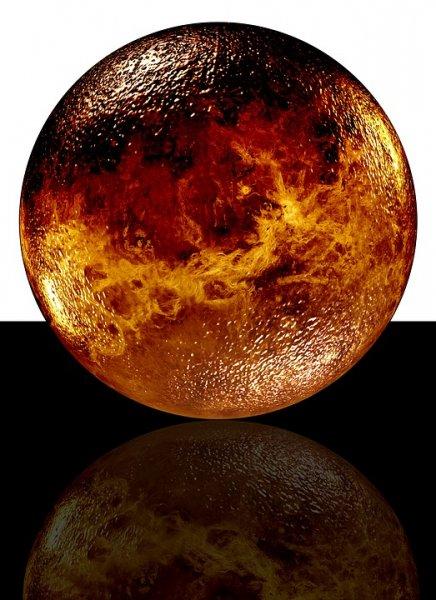 Ученые считают, что нашли жизнь на Венере