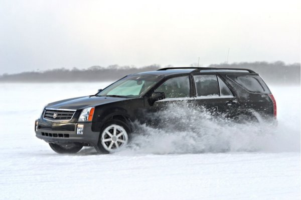 «Лучше Крузака»: Блогер рассказал о своем Cadillac SRX за 110 тысяч рублей