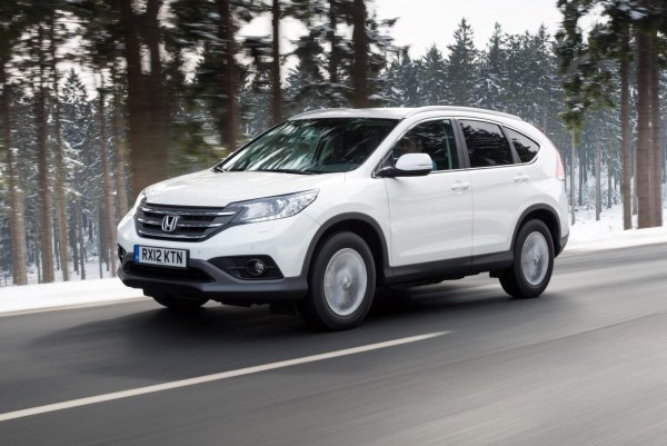 Рывки МКПП, колёса «домиком»: Об основных проблемах Honda CR-V рассказал эксперт