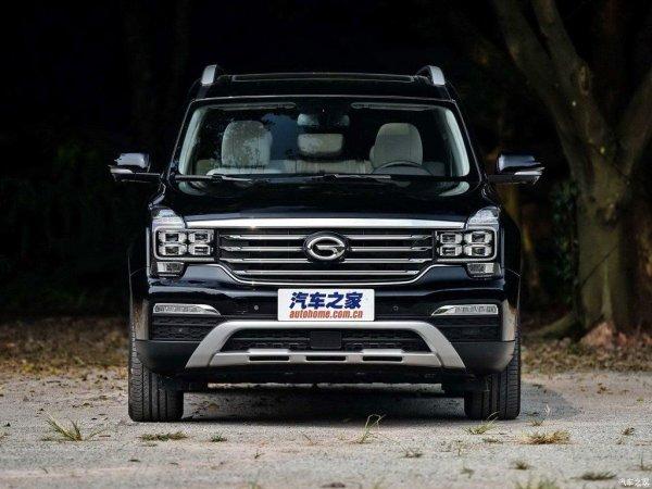 «Land Cruiser для бедных»: Китайский GAC Trumpchi GS8 высоко оценил эксперт