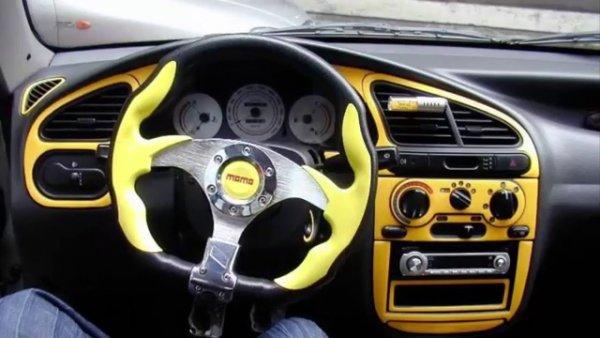 «По нему плачут таксисты»: Шикарный тюнинг Daewoo Lanos «взорвал» сеть