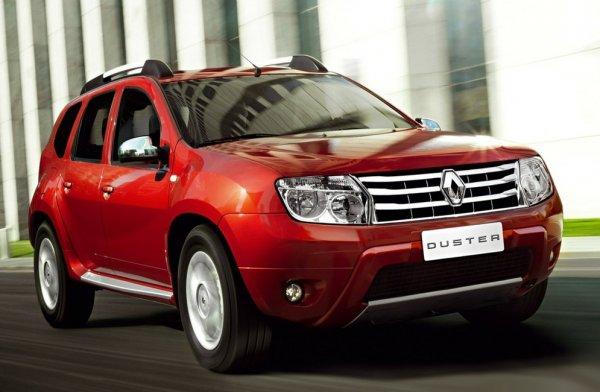 «Зимняя» проблема: Лайфхак для Renault Duster показали в сети
