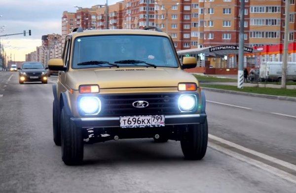 «Luxury по-русски»: «Золотую Ниву» высоко оценили в сети