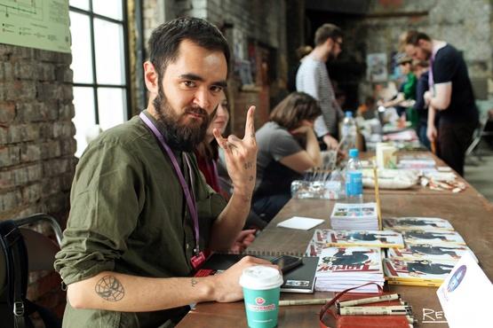 Тюменский комиксист представит свои работы в США