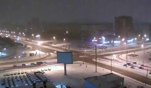 Погода в Тюмени 22 ноября: снег и похолодание