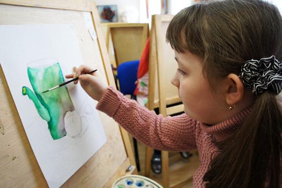 Школа искусств поселка Московский отметила полувековой юбилей