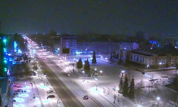 Погода в Тюмени 26 ноября: небольшой снег - утром и вечером