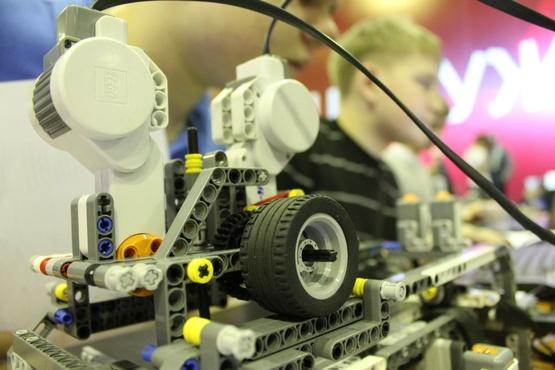 В Тюменском районе определят лучшего робототехника