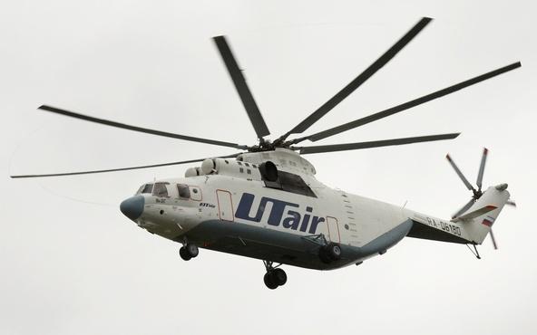 На Ямале жестко сел вертолет. Есть жертвы