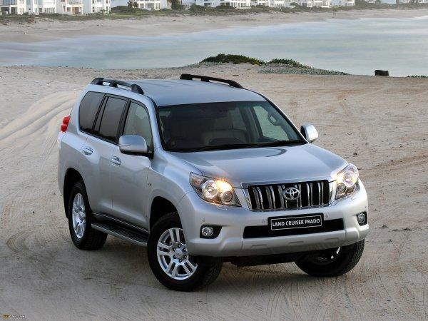 Откровенно о «Крузаке»: «Болячки» Toyota Land Cruiser Prado назвал автоблогер