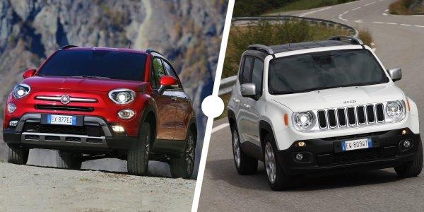 Fiat и Jeep не прошли краш-тесты Euro NCAP