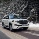 Трижды «крякнул» мотор: О проблемах дизельного Toyota Land Cruiser 200 рассказал эксперт