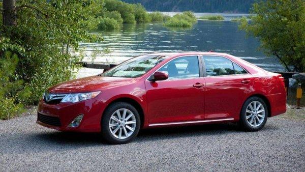 «Приора» для «Якудзы»: О подержанном Toyota Camry V50 рассказал блогер