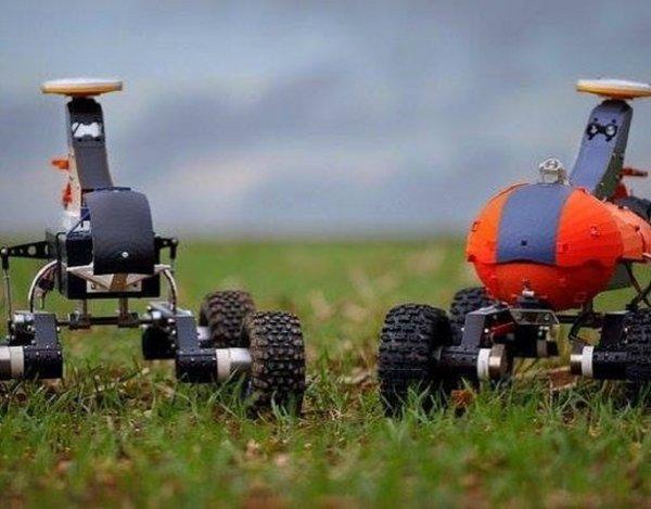 Ученые создали робота с «фермерским» искусственным интеллектом