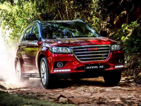 «Убийца» Hyundai Creta: О китайском кроссовере Haval H2 восторженно рассказал блогер
