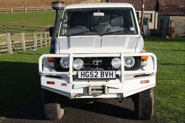 Автомобиль на века: Эксперты рассказали, что изменилось в Toyota Land Cruiser 70 за 35 лет