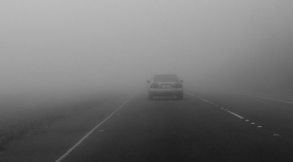 Движение по воронежской трассе М4 сравнили с фильмом ужасов