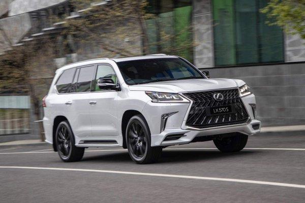 «Крузак» для избранных: Об ультралюксовом Lexus LX рассказал блогер