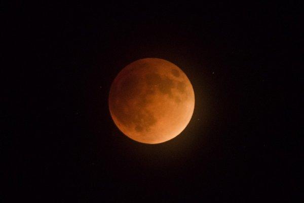 Жители северного полушария увидят «кровавую» Луну