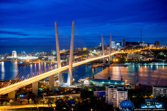 Столица Дальнего Востока переносится из Хабаровска во Владивосток