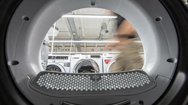 9-летний мальчик погиб в стиральной машине