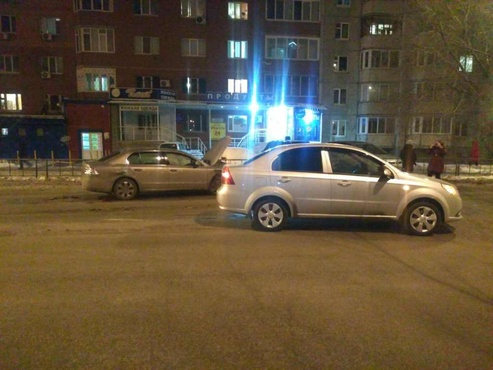 В Тюмени 10-летняя девочка пострадала в ДТП, которое устроила неопытная водитель