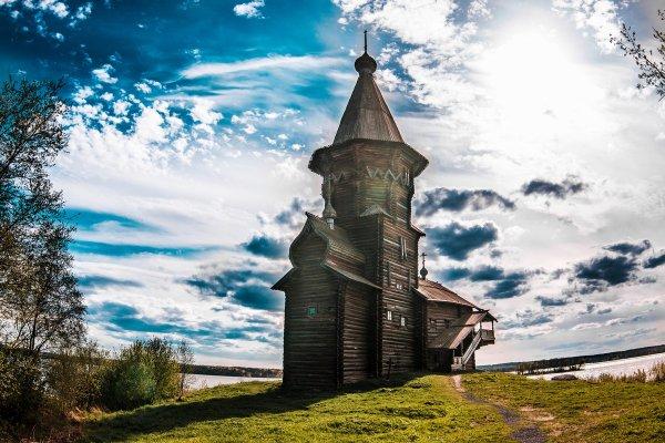В Карелии объявили сбор денег на восстановление Успенского храма XVIII столетия
