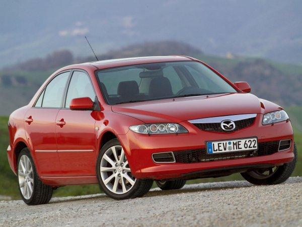 Неидеальная «шестёрка»: Владелец Mazda 6 рассказал о недостатках машины