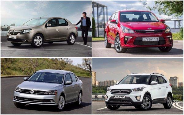 Озвучены марки авто с самым высоким показателем продаж машин с МКПП в России